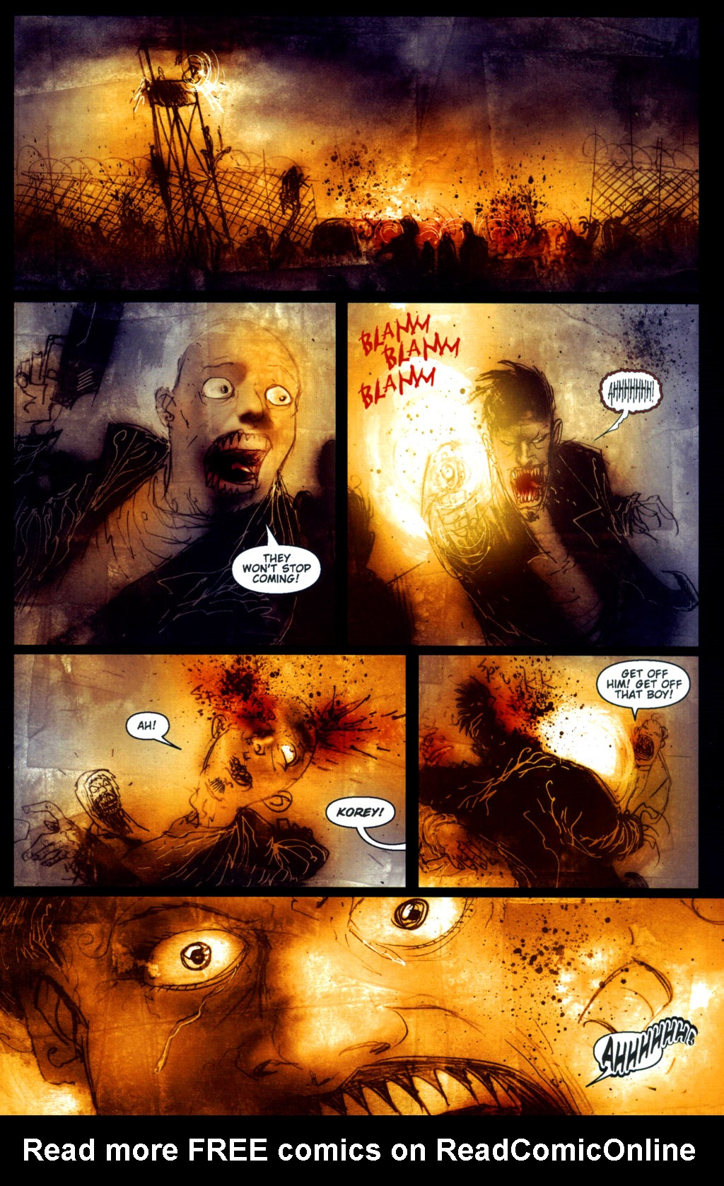 Read online 30 Days of Night: Return to Barrow comic -  Issue #6 - 5