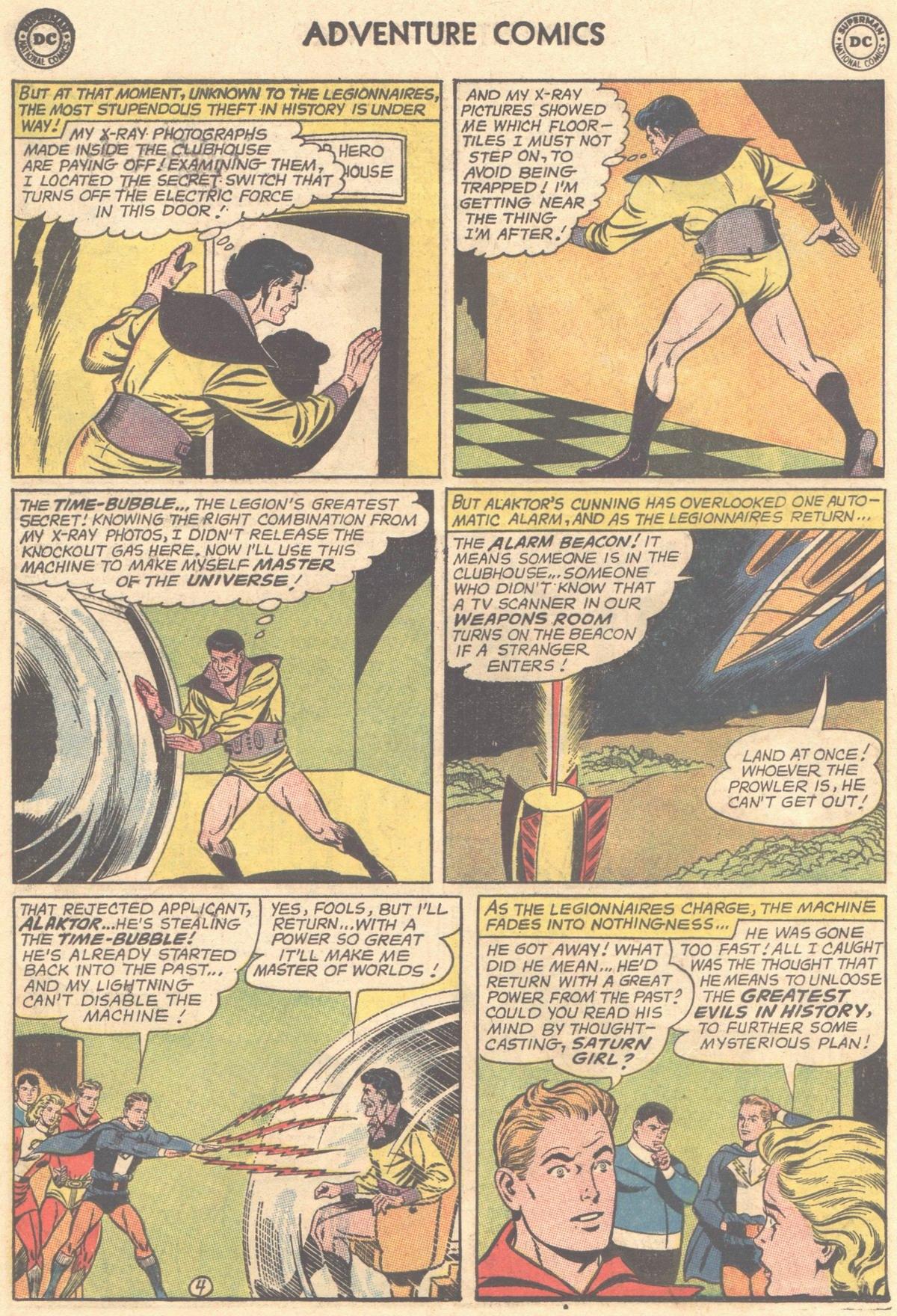 Read online Adventure Comics (1938) comic -  Issue #314 - 6