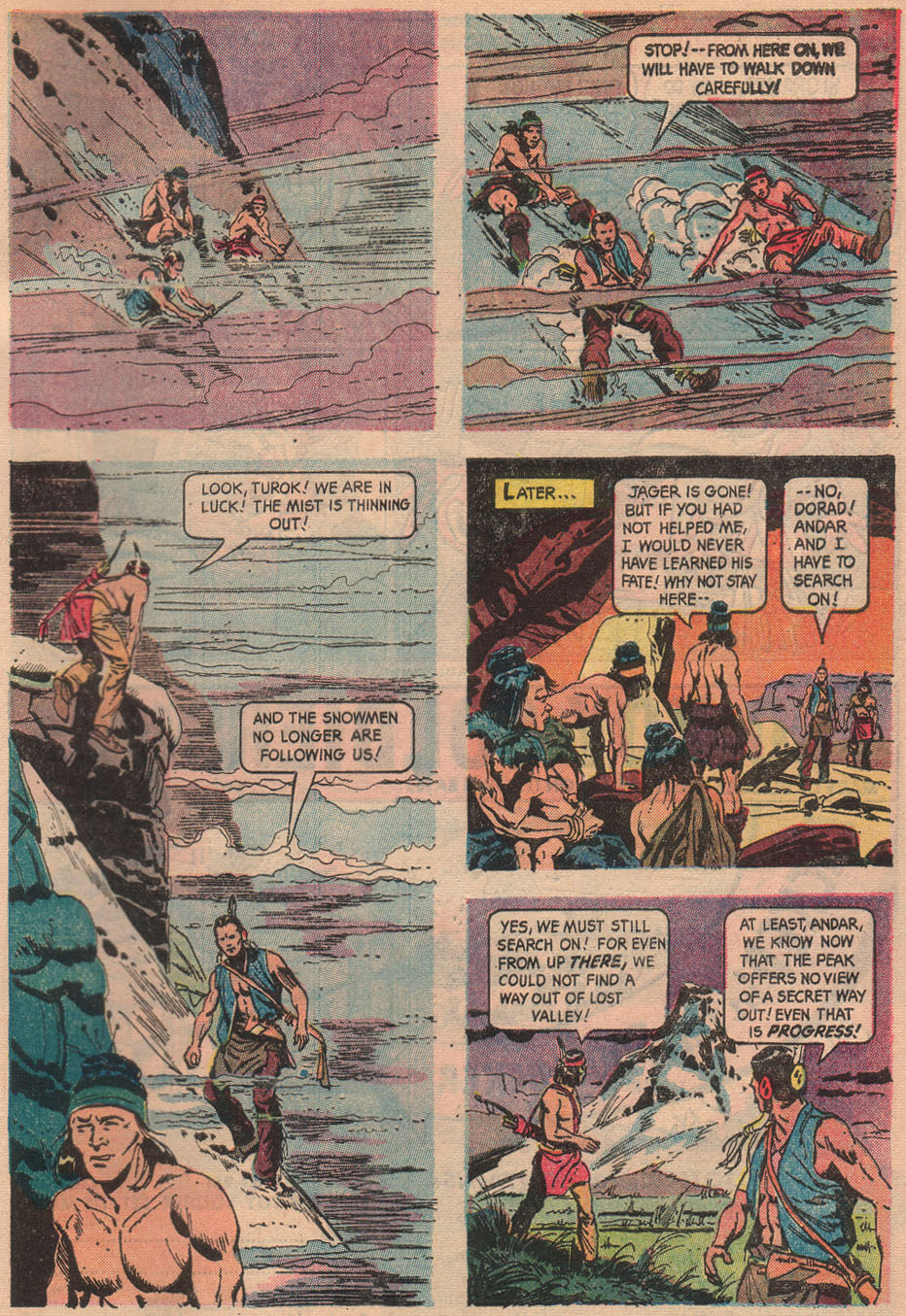 Read online Turok, Son of Stone comic -  Issue #48 - 33