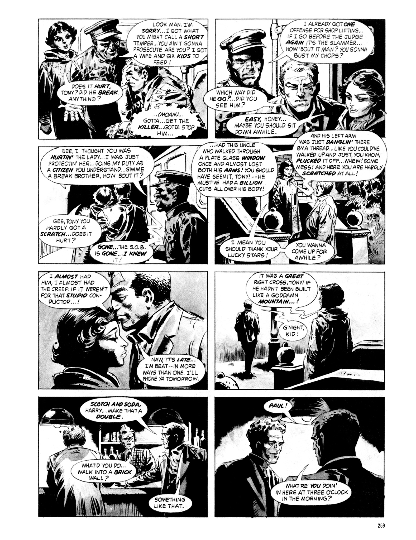 Read online Eerie Archives comic -  Issue # TPB 18 - 256