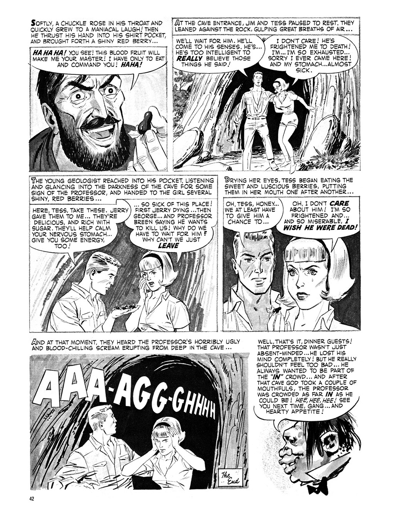 Read online Eerie Archives comic -  Issue # TPB 3 - 43