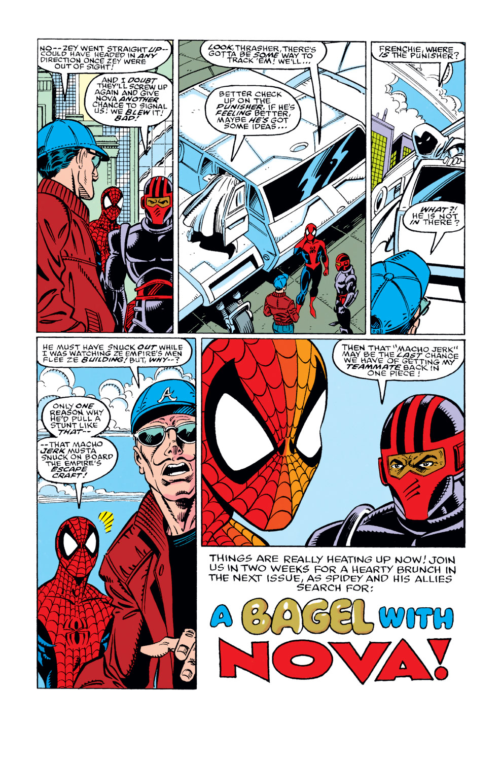 The Amazing Spider-Man (1963) 356 Page 22