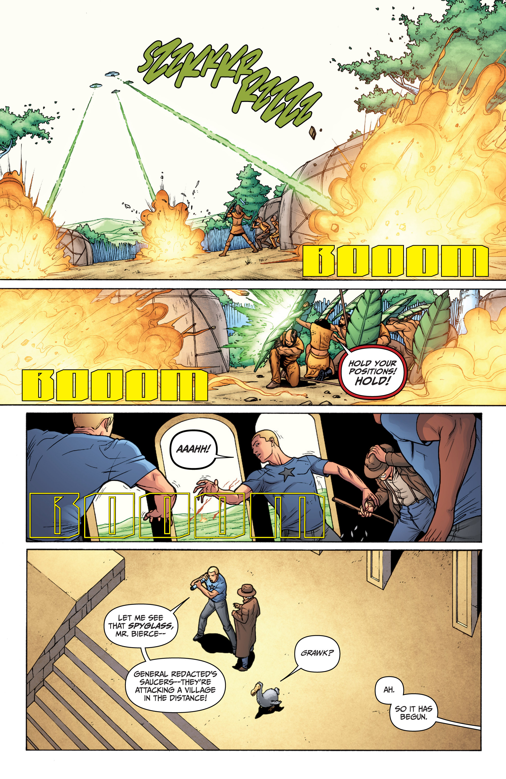 Read online Archer and Armstrong comic -  Issue #12 - 10