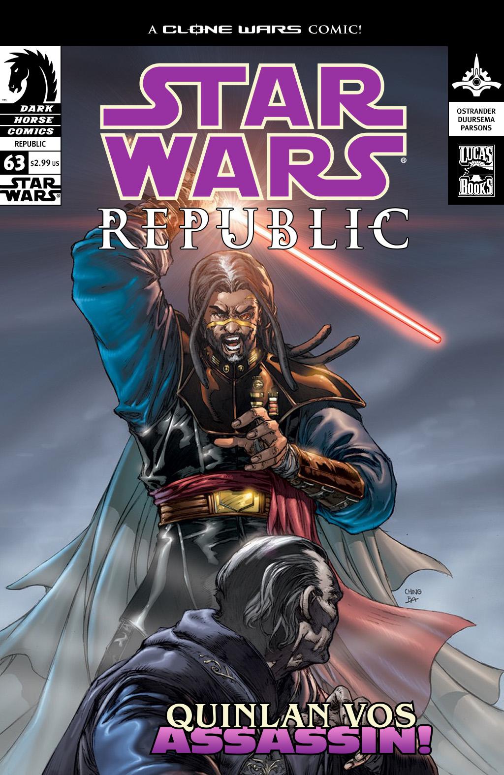 Star Wars: Republic 63 Page 1