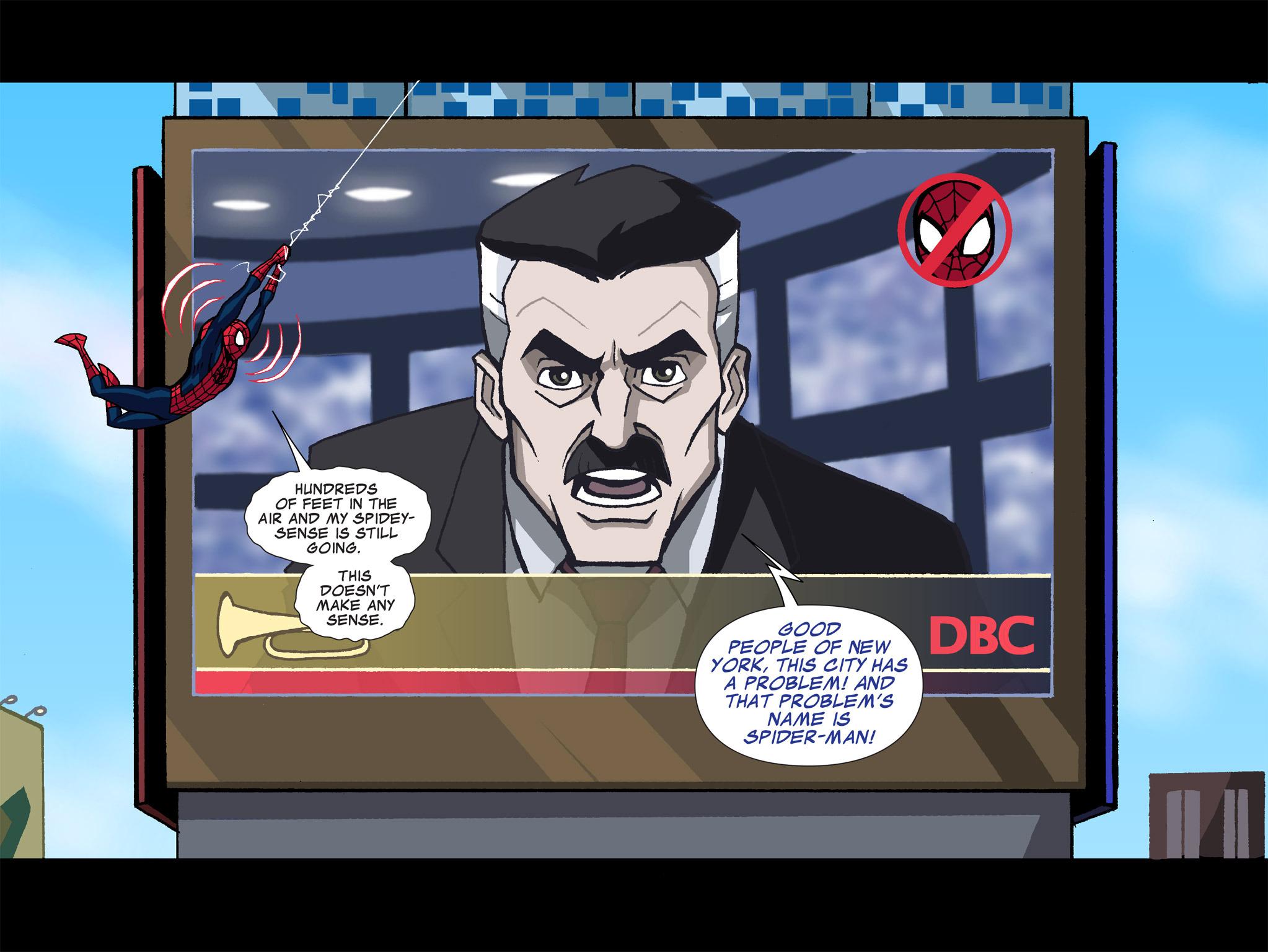 Read online Ultimate Spider-Man (Infinite Comics) (2015) comic -  Issue #1 - 28