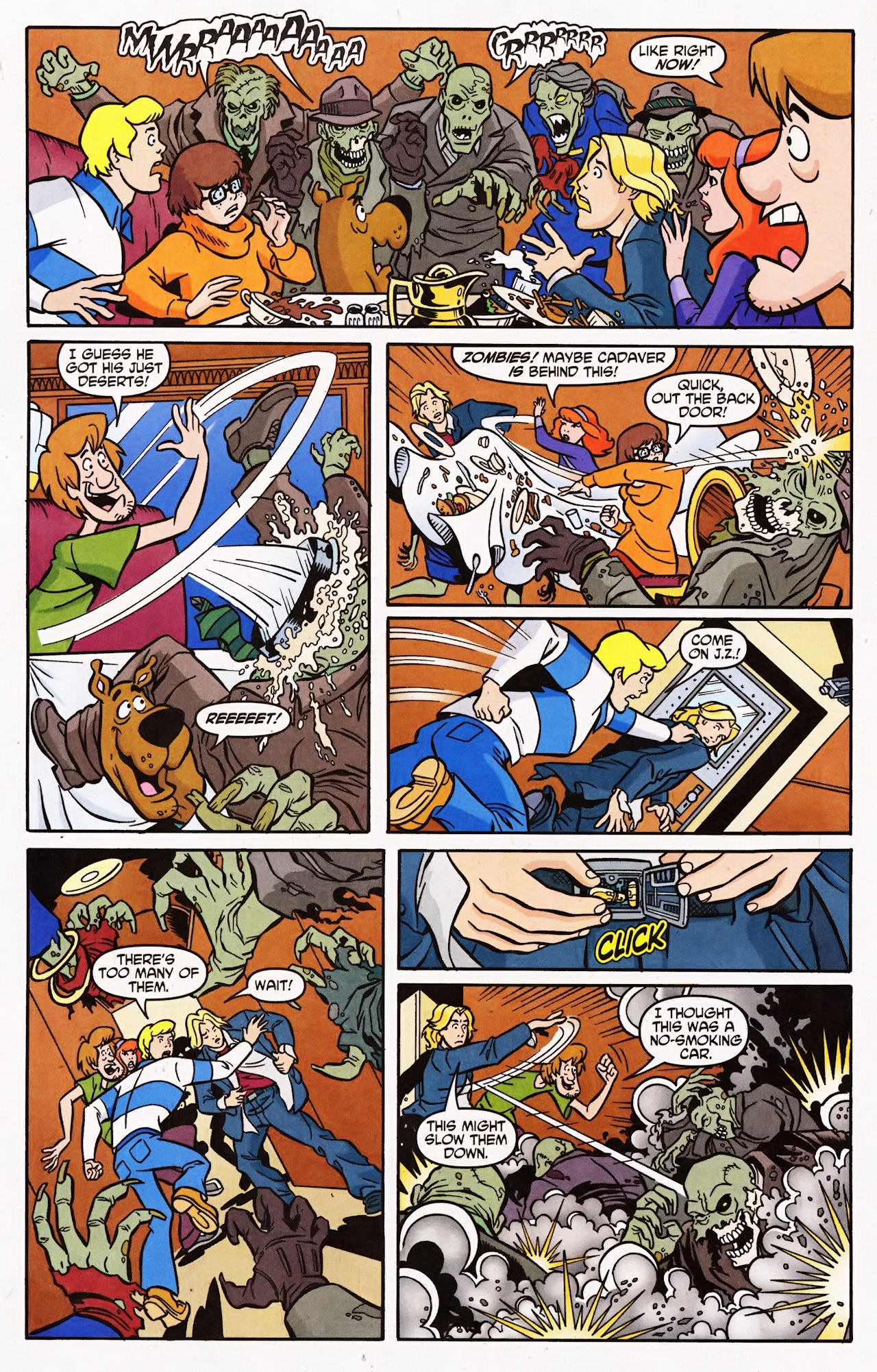 Read online Scooby-Doo (1997) comic -  Issue #138 - 6
