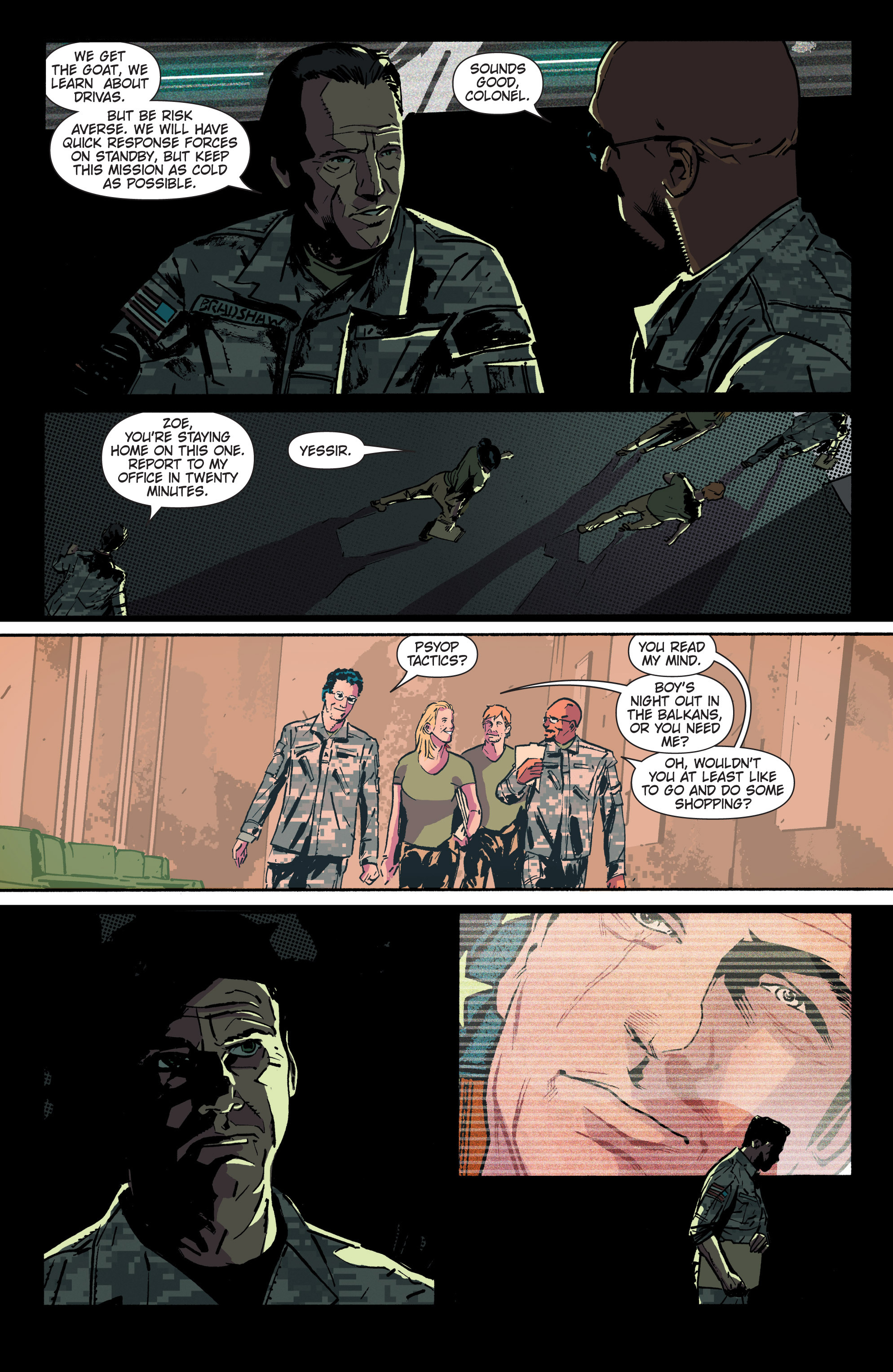 Read online The Activity comic -  Issue #7 - 12