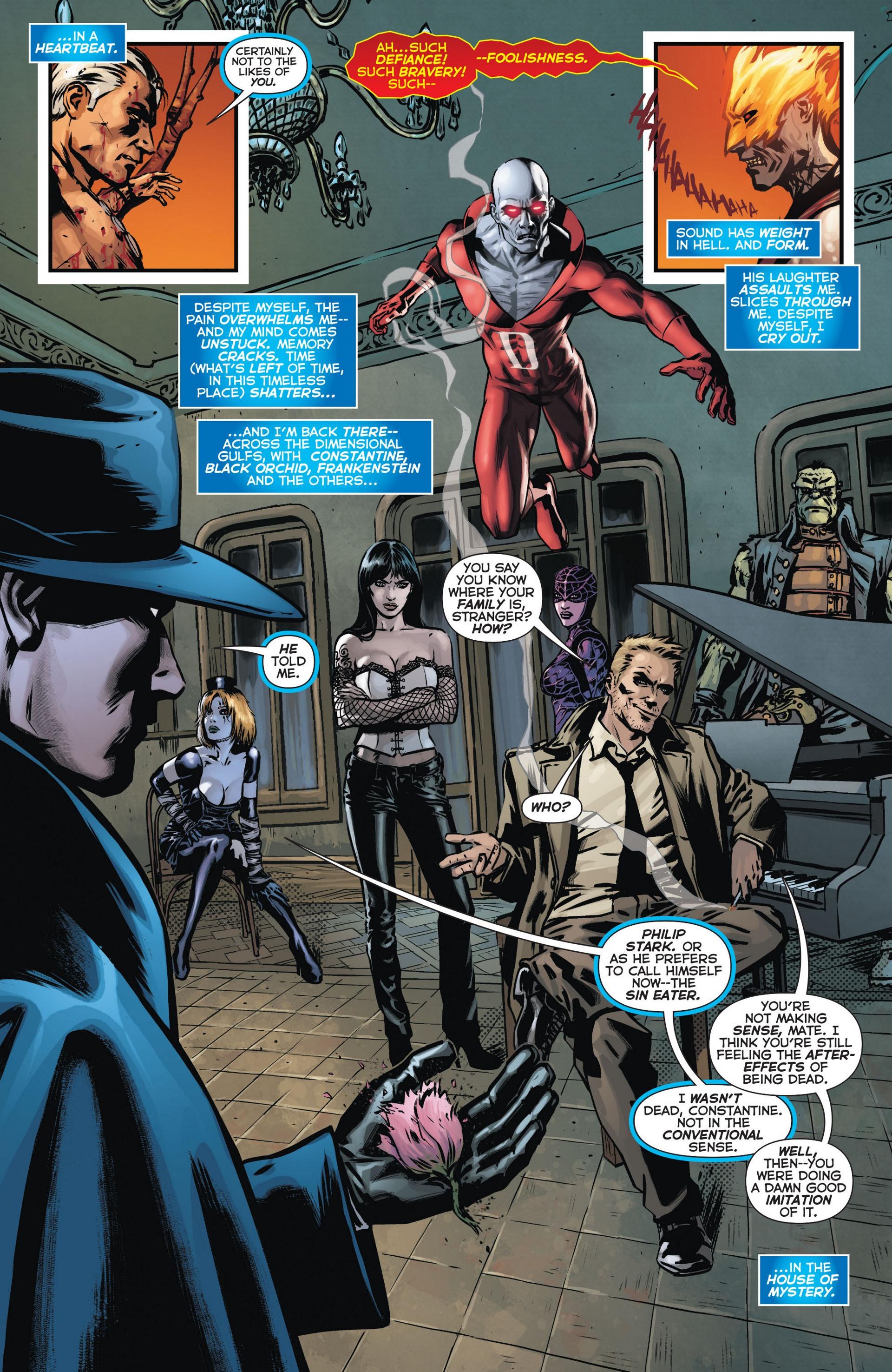 Read online Trinity of Sin: The Phantom Stranger comic -  Issue #9 - 5