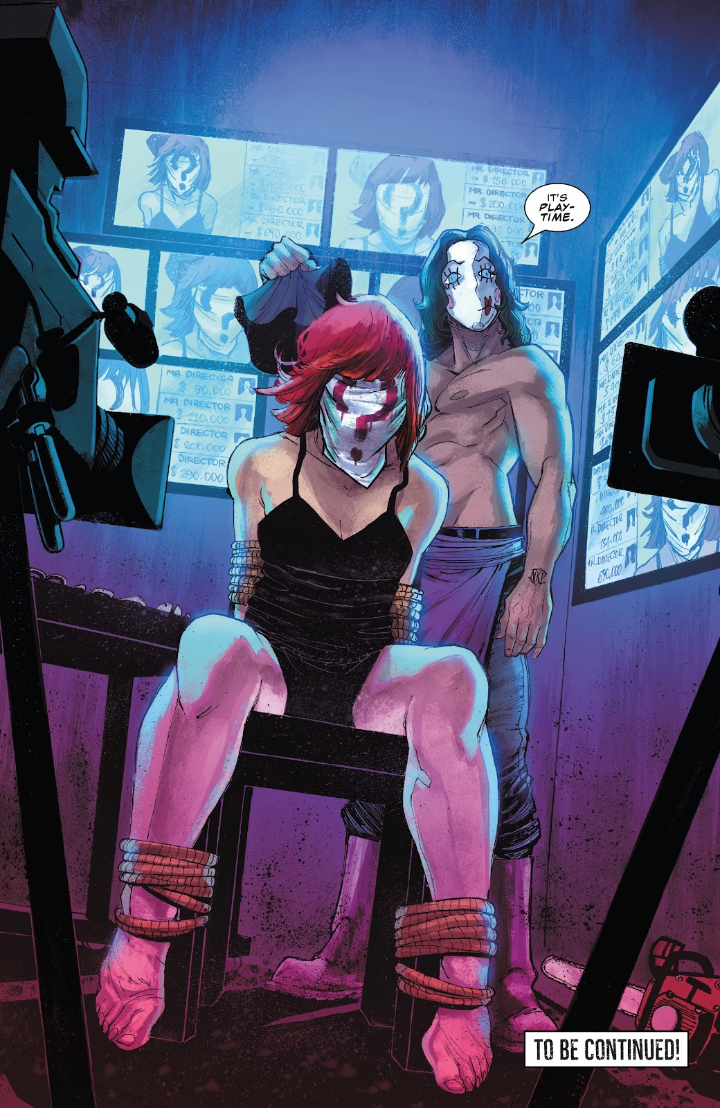 Read online Black Widow (2019) comic -  Issue #3 - 23