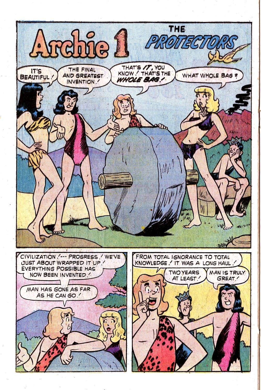 Read online Archie (1960) comic -  Issue #245 - 20