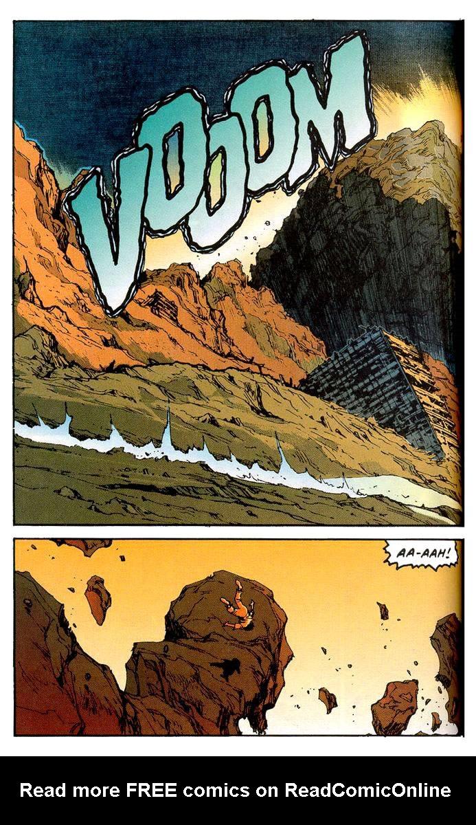 Read online Akira comic -  Issue #11 - 68