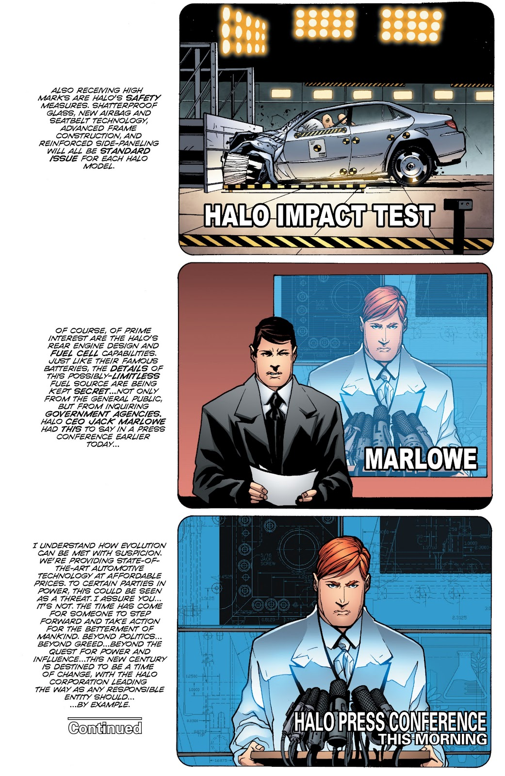 Wildcats Version 3.0 Issue #15 #15 - English 23