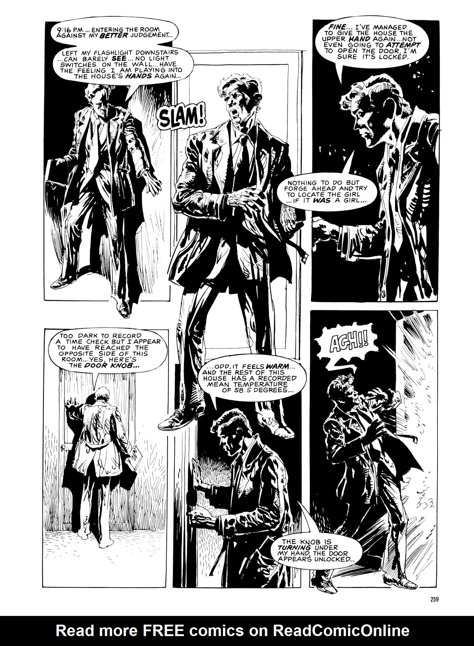 Read online Eerie Archives comic -  Issue # TPB 20 - 259