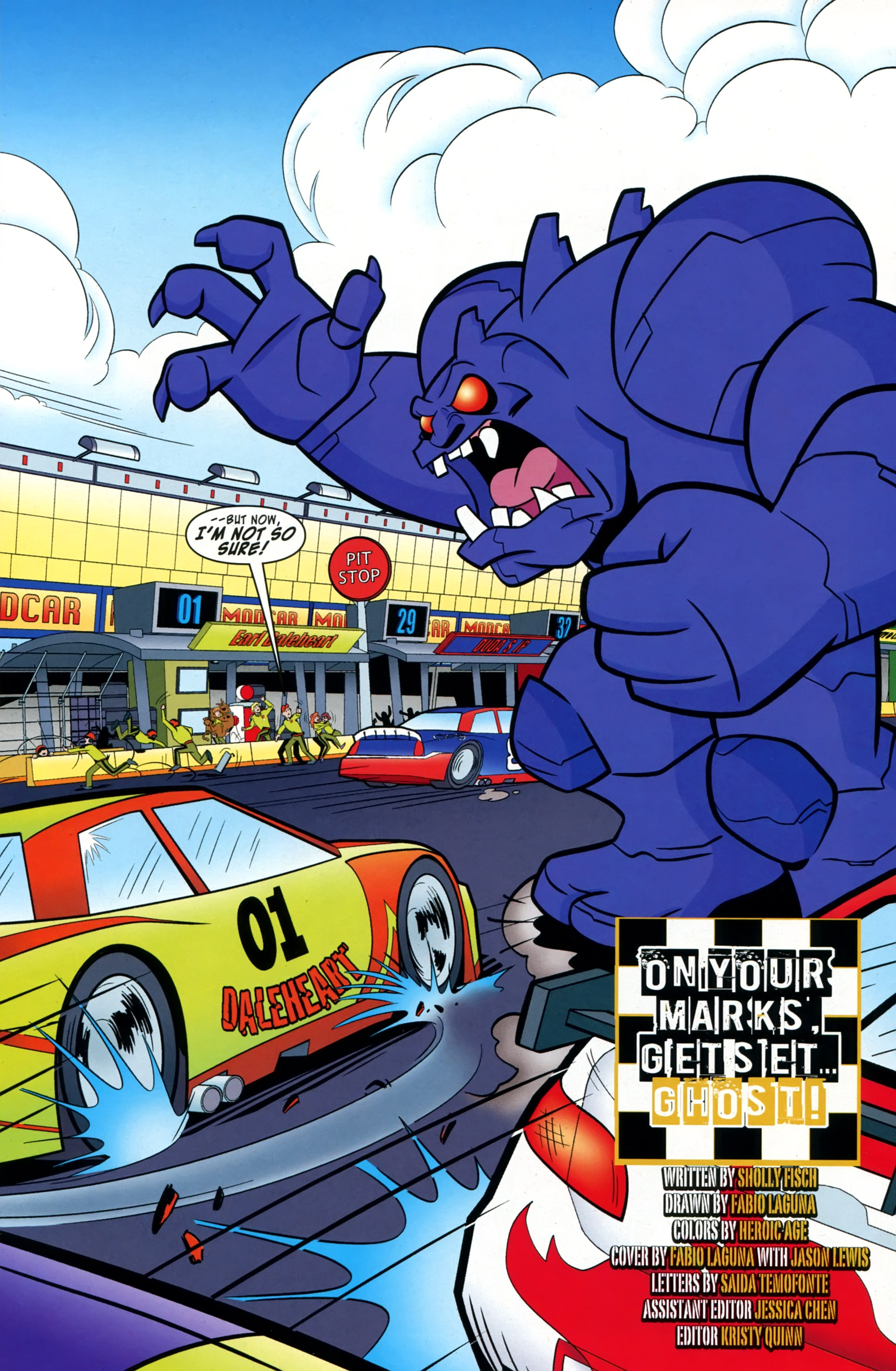 Read online Scooby-Doo: Where Are You? comic -  Issue #36 - 4
