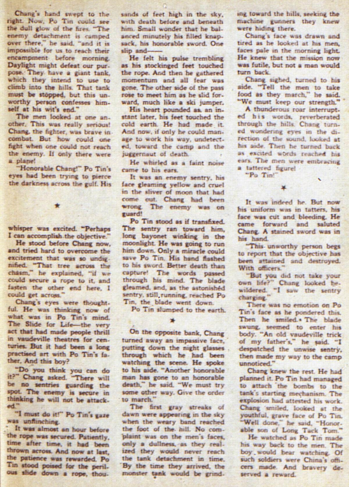 Read online Adventure Comics (1938) comic -  Issue #85 - 57