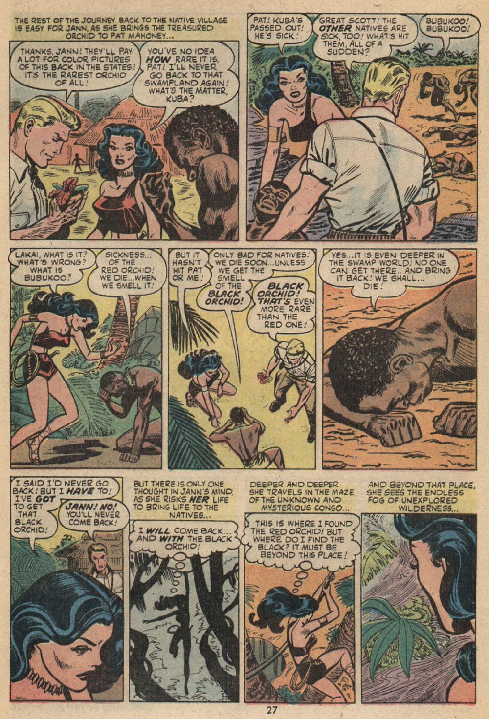 Read online Astonishing Tales (1970) comic -  Issue #14 - 19