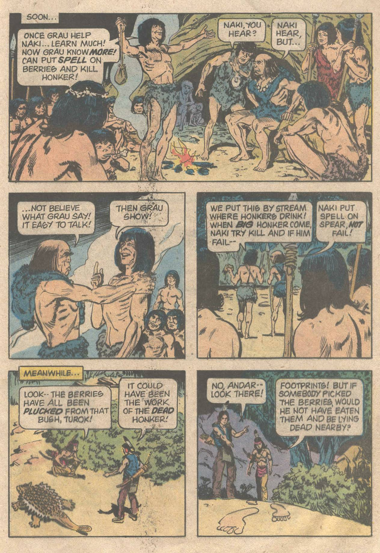 Read online Turok, Son of Stone comic -  Issue #117 - 25