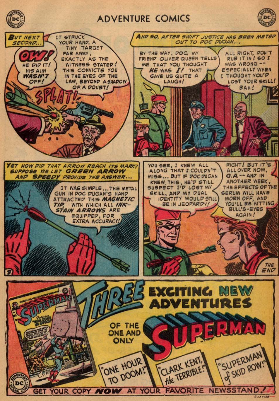 Read online Adventure Comics (1938) comic -  Issue #200 - 41