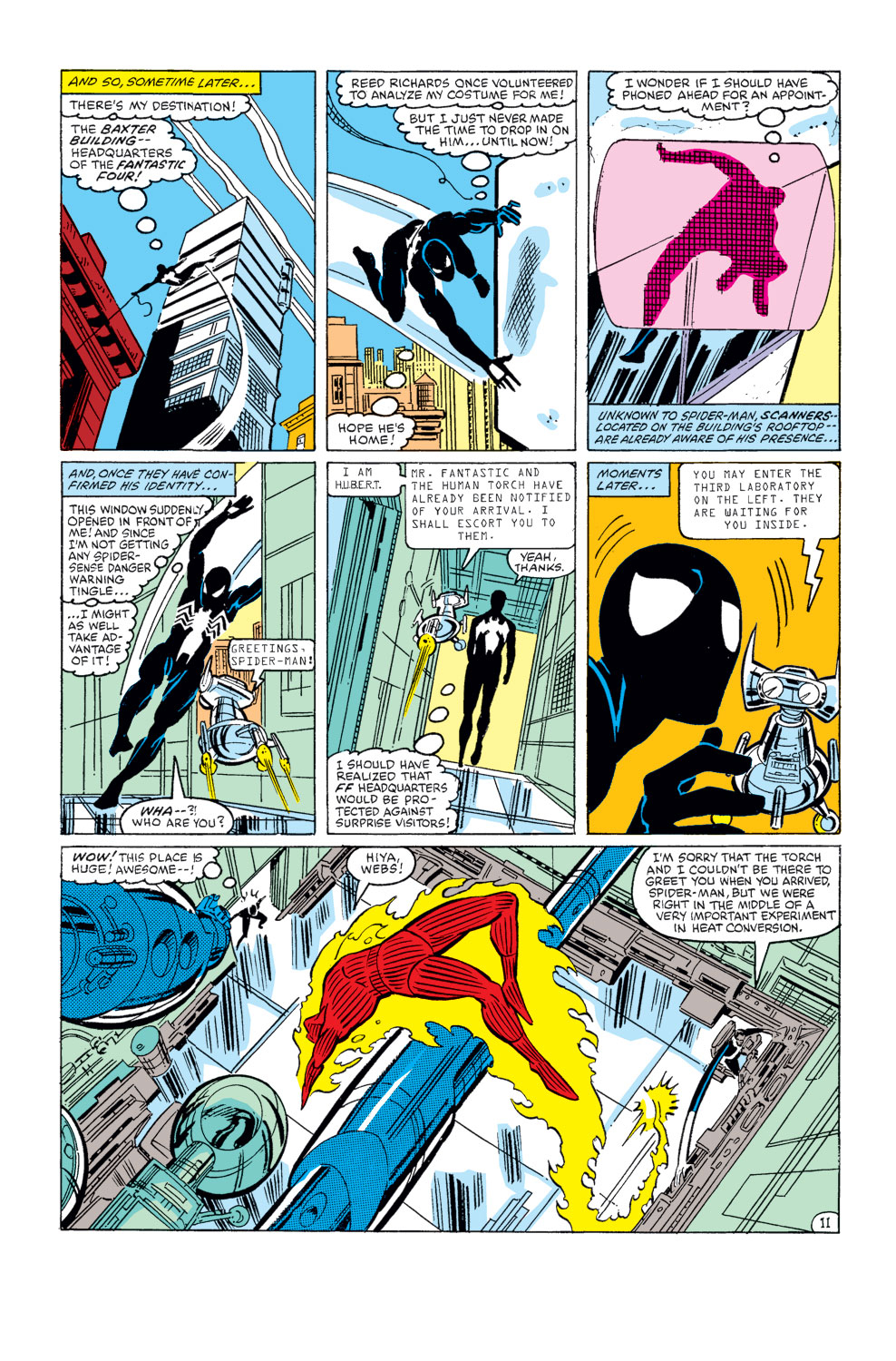 The Amazing Spider-Man (1963) 258 Page 11