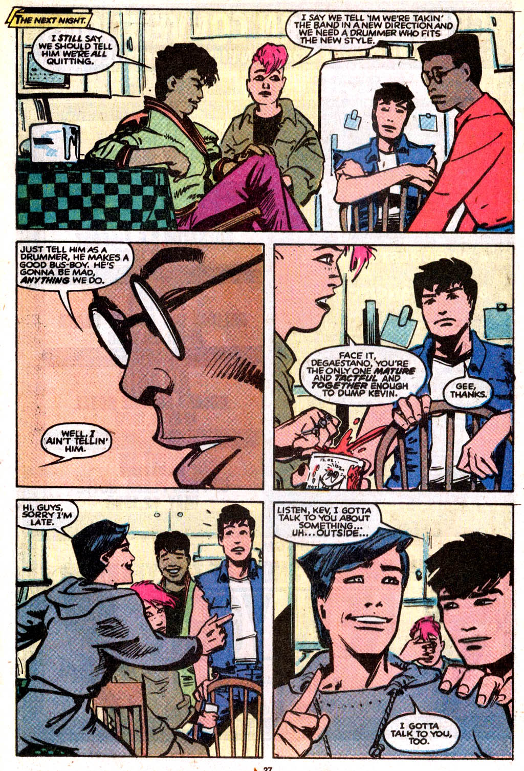 Steeltown Rockers issue 2 - Page 21