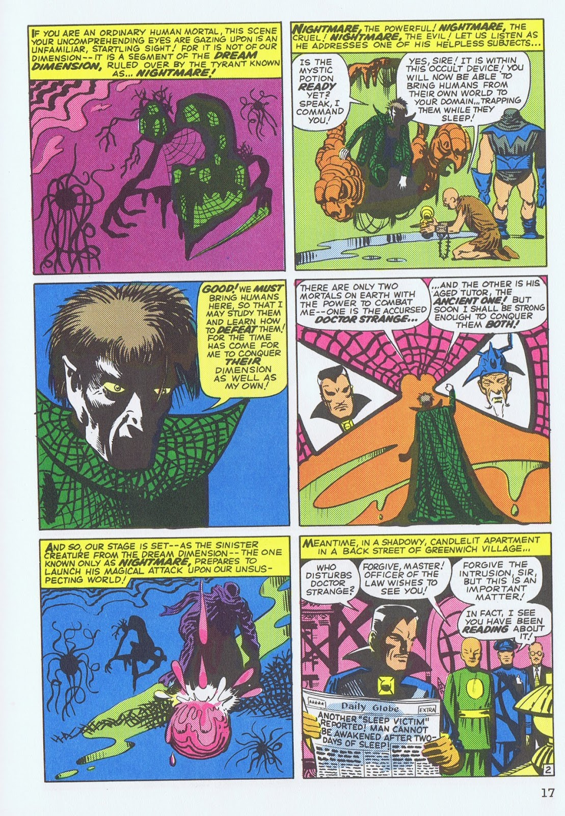 Doctor Strange: Master of the Mystic Arts issue TPB - Page 15