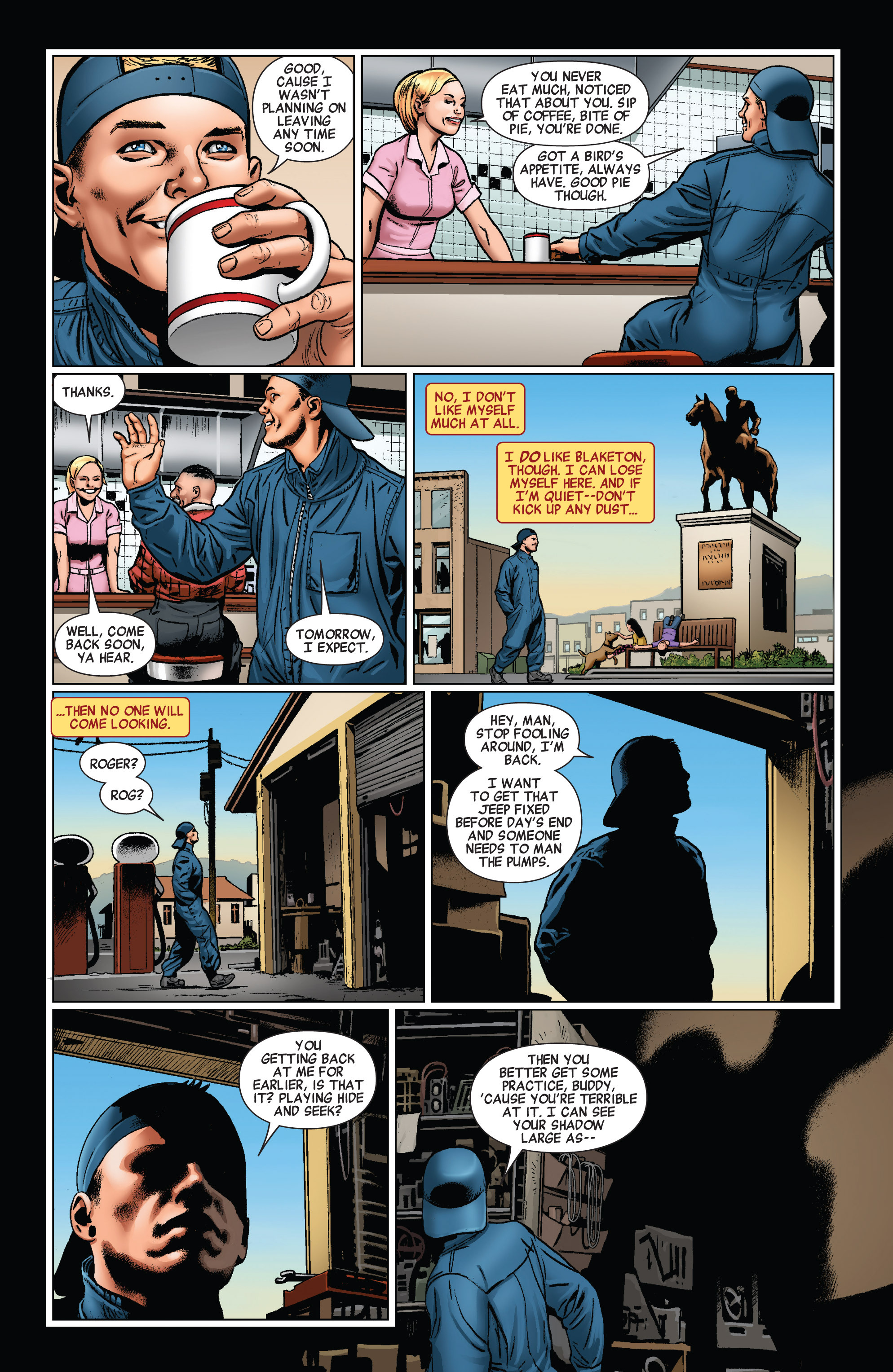 Read online Avengers (2013) comic -  Issue #27 - 32