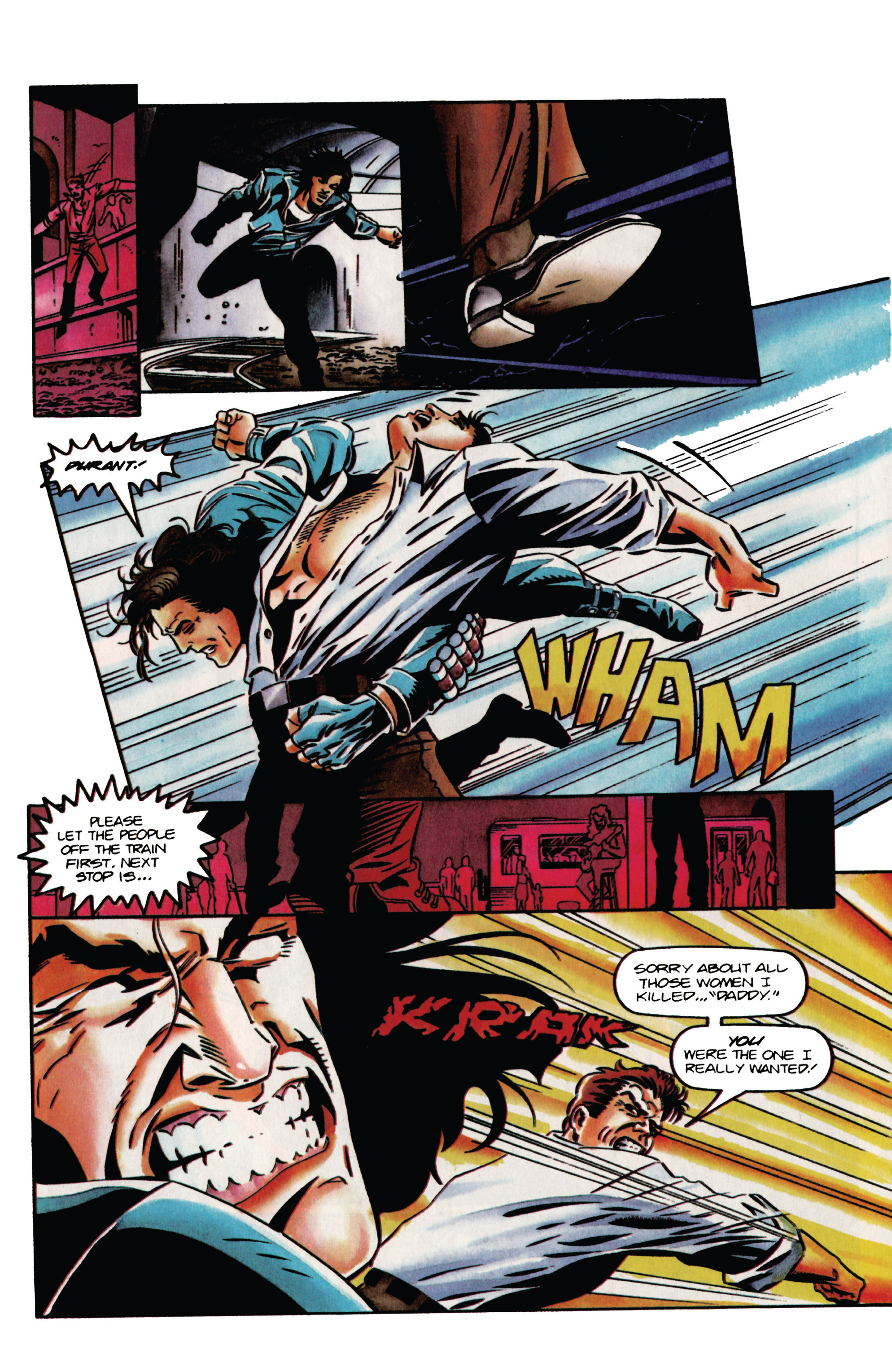 Read online Eternal Warrior (1992) comic -  Issue #34 - 18
