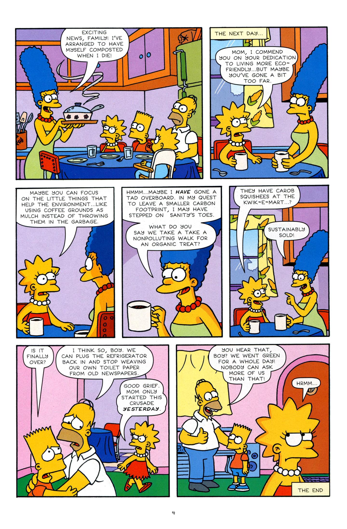Read online Simpsons Comics Presents Bart Simpson comic -  Issue #66 - 6