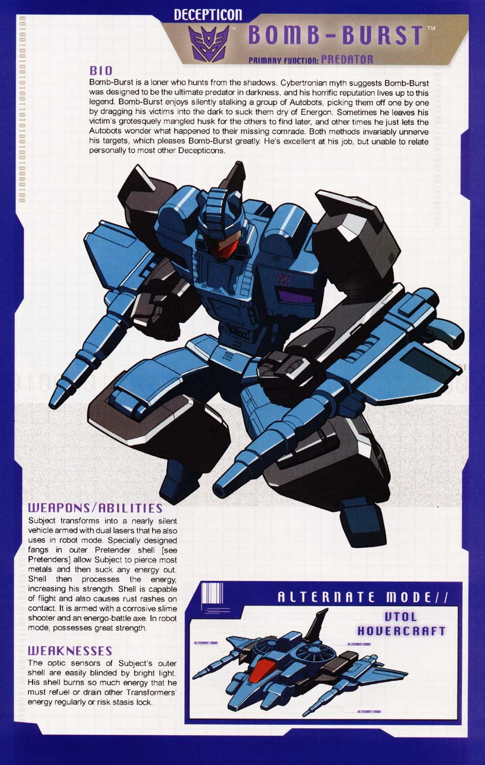 Read online Transformers: More than Meets the Eye comic -  Issue #1 - 37