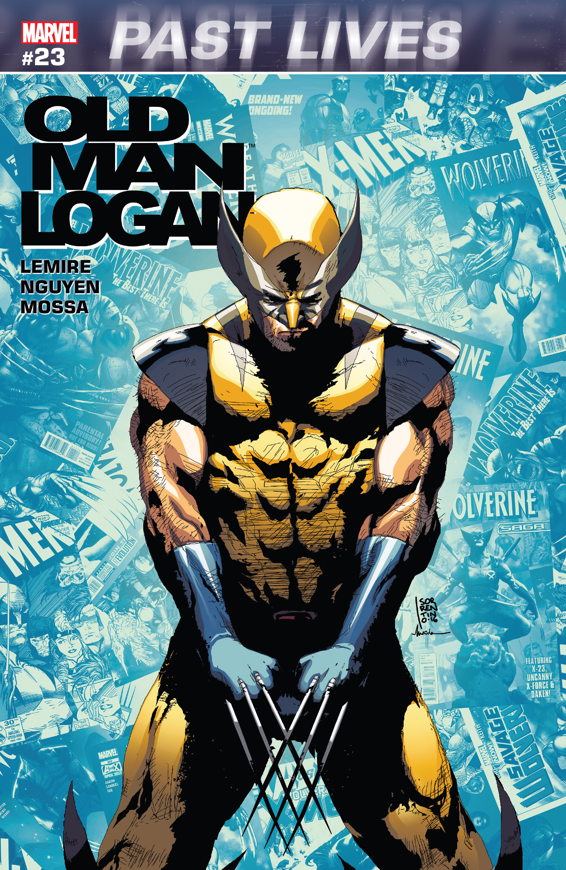 Read online Old Man Logan (2016) comic -  Issue #23 - 1
