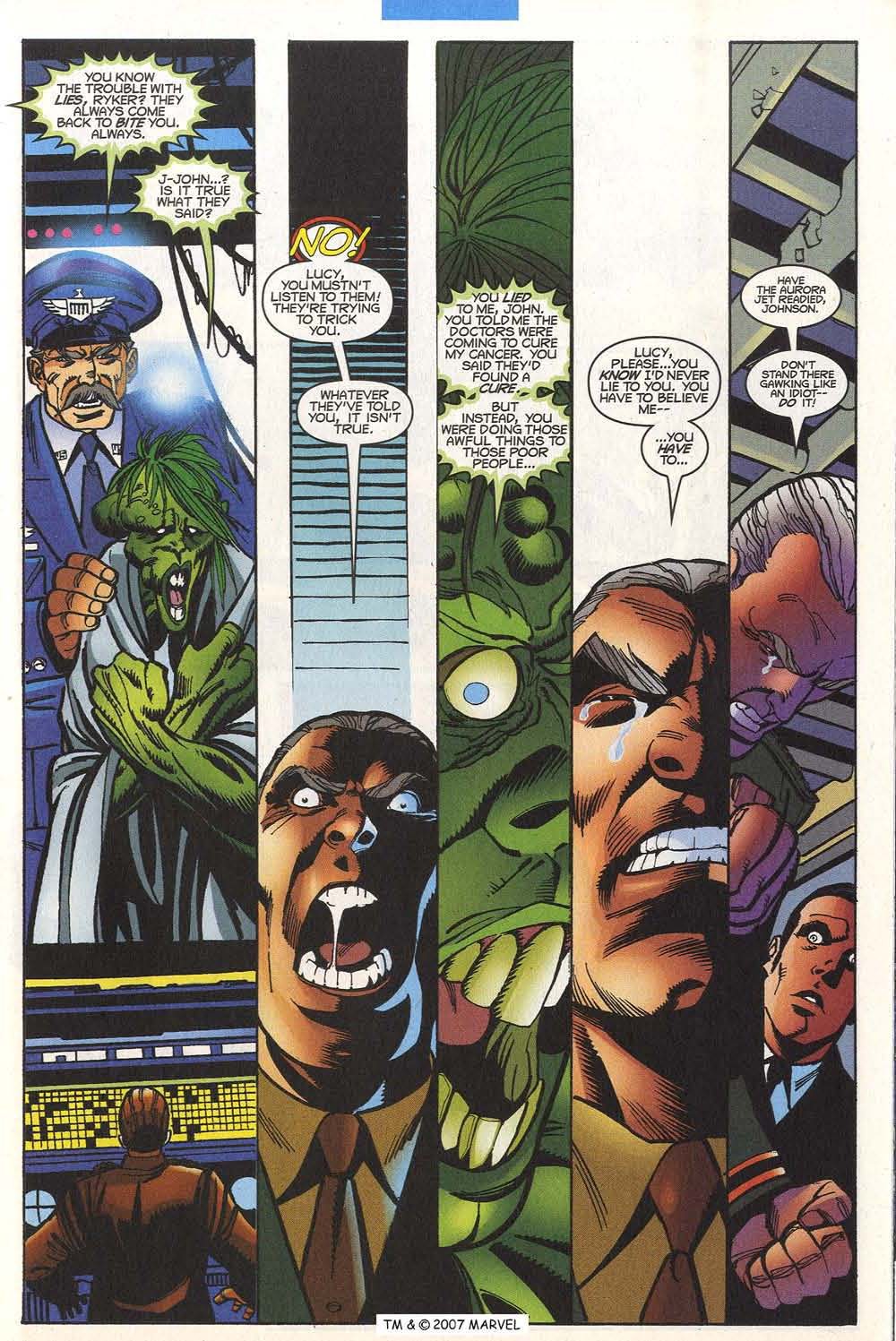 Read online The Incredible Hulk (2000) comic -  Issue #20 - 29