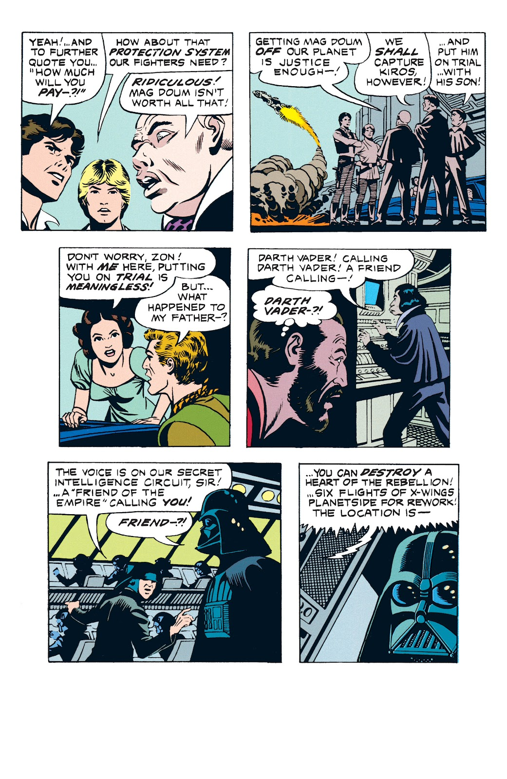 Read online Star Wars Legends: The Newspaper Strips - Epic Collection comic -  Issue # TPB (Part 3) - 47