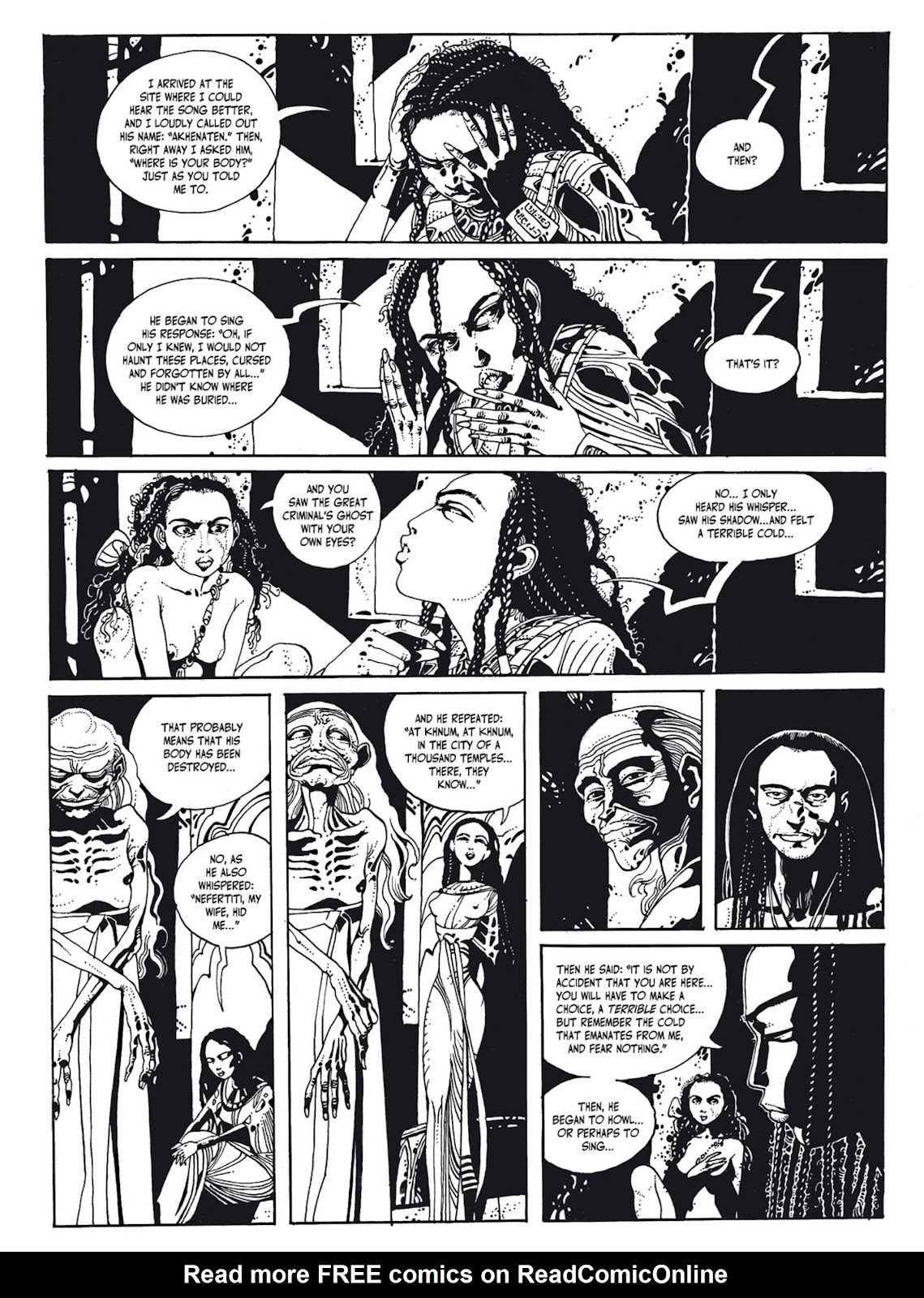 Read online The Egyptian Princesses comic -  Issue # TPB 1 (Part 1) - 67