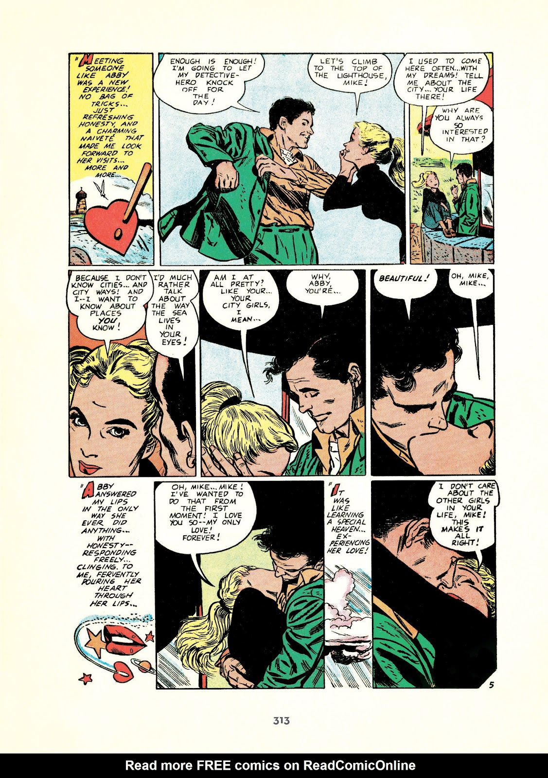 Read online Setting the Standard: Comics by Alex Toth 1952-1954 comic -  Issue # TPB (Part 4) - 14