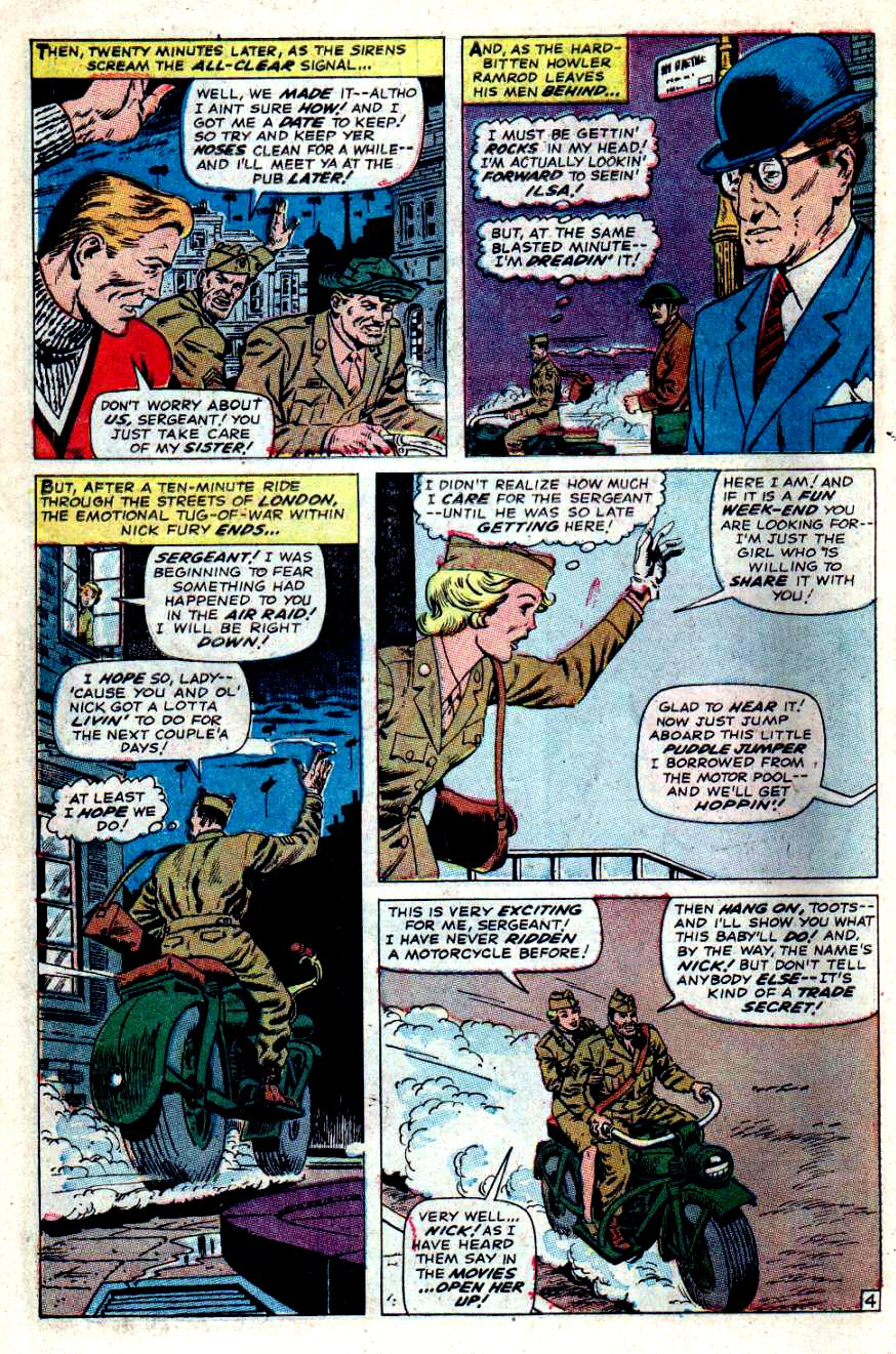 Read online Sgt. Fury comic -  Issue #47 - 6