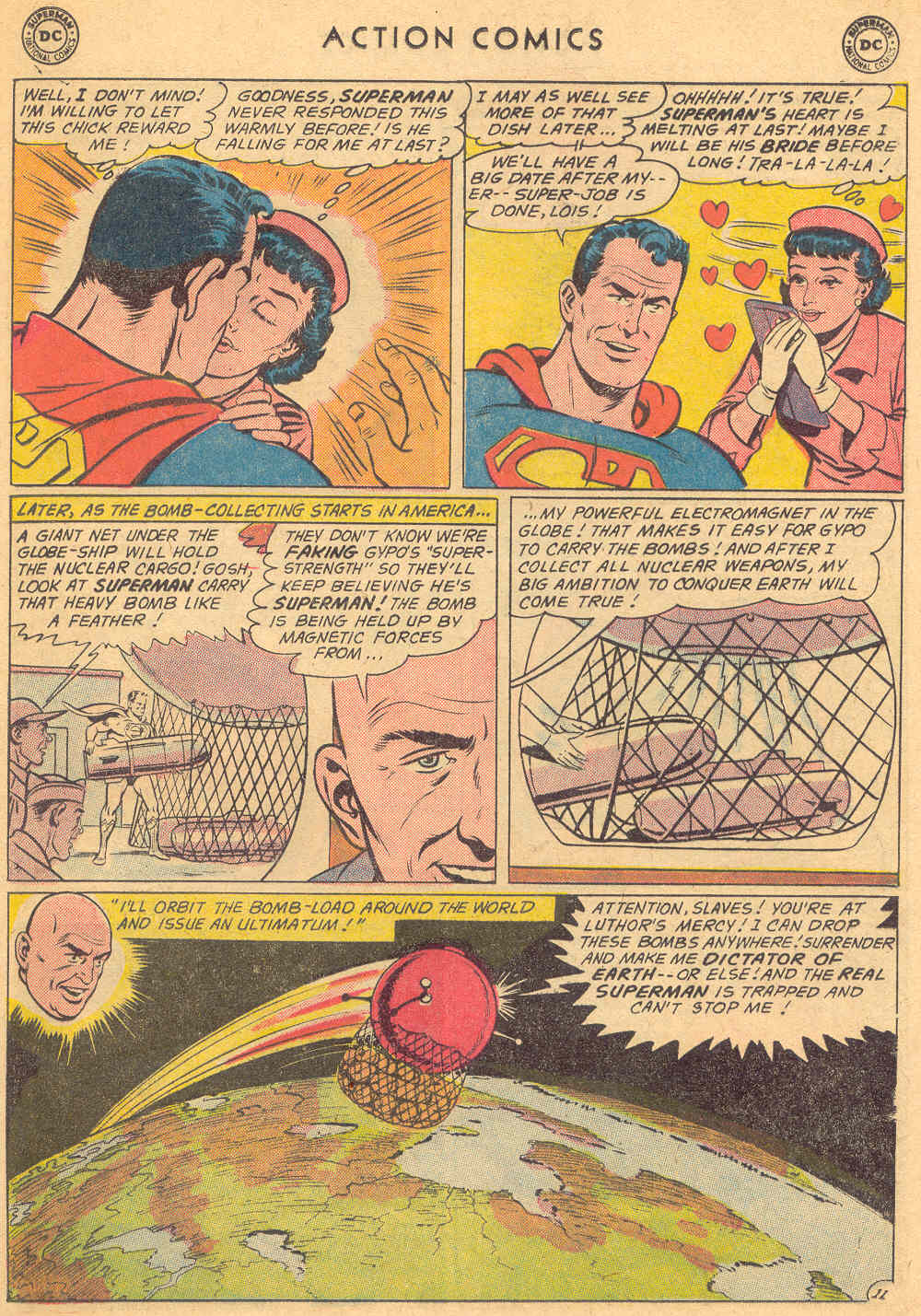 Read online Action Comics (1938) comic -  Issue #271 - 13