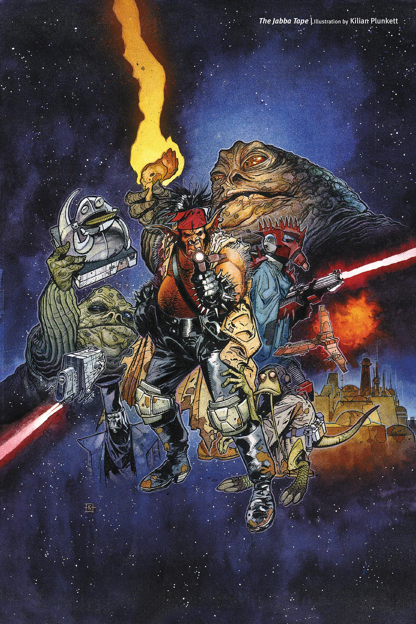 Read online Star Wars Omnibus comic -  Issue # Vol. 30 - 264
