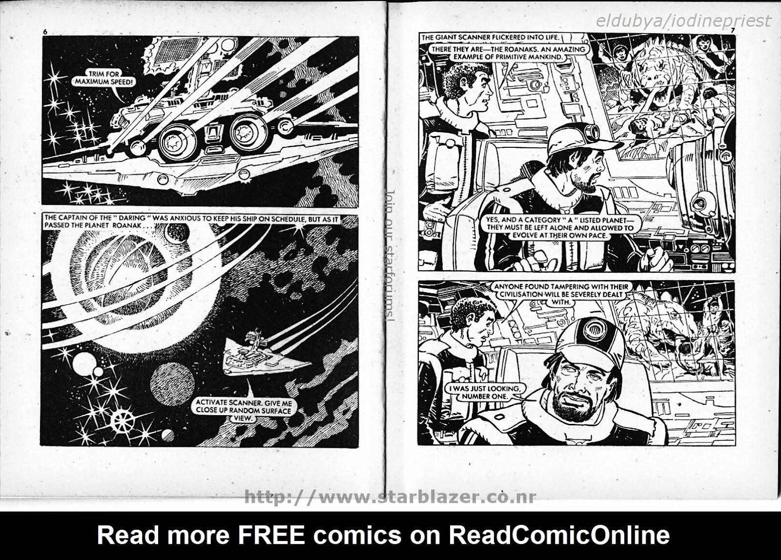 Starblazer issue 73 - Page 5
