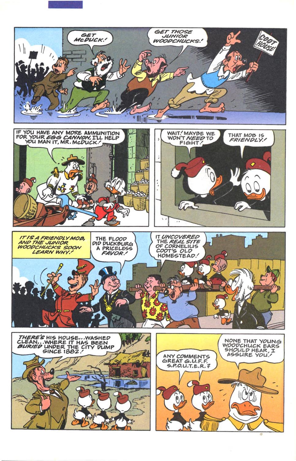 Read online Uncle Scrooge (1953) comic -  Issue #287 - 29