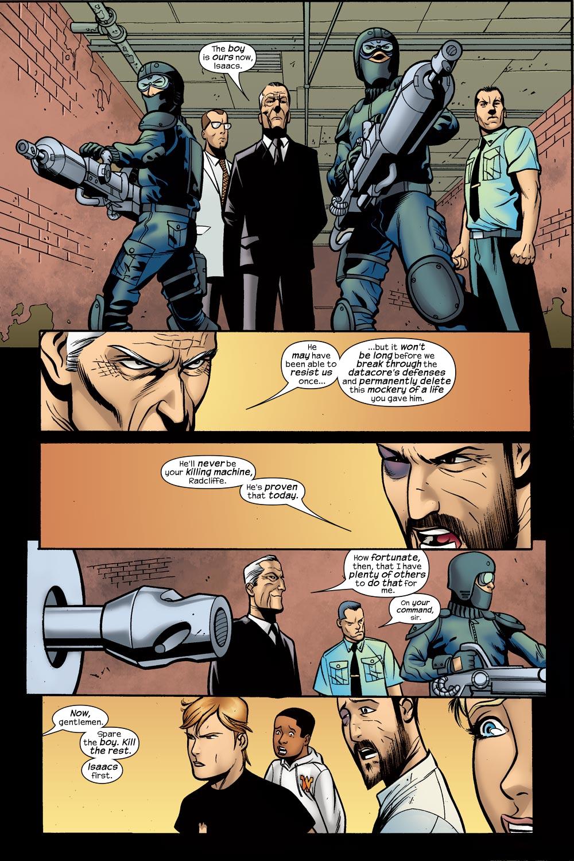 Read online Machine Teen comic -  Issue #5 - 14
