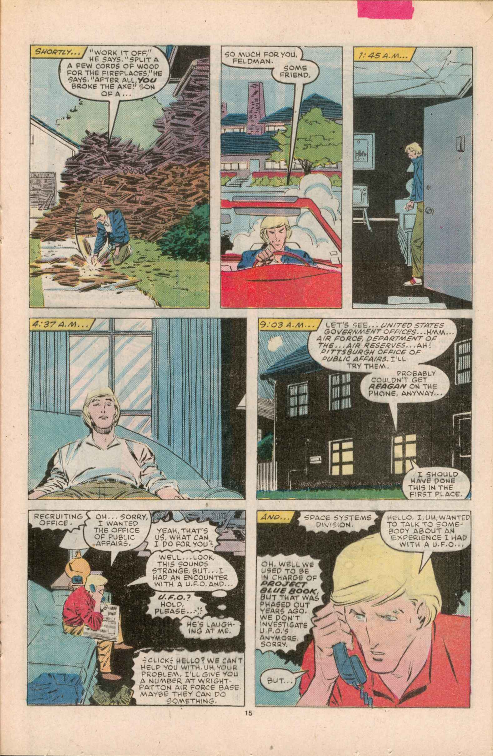 Read online Star Brand comic -  Issue #4 - 16