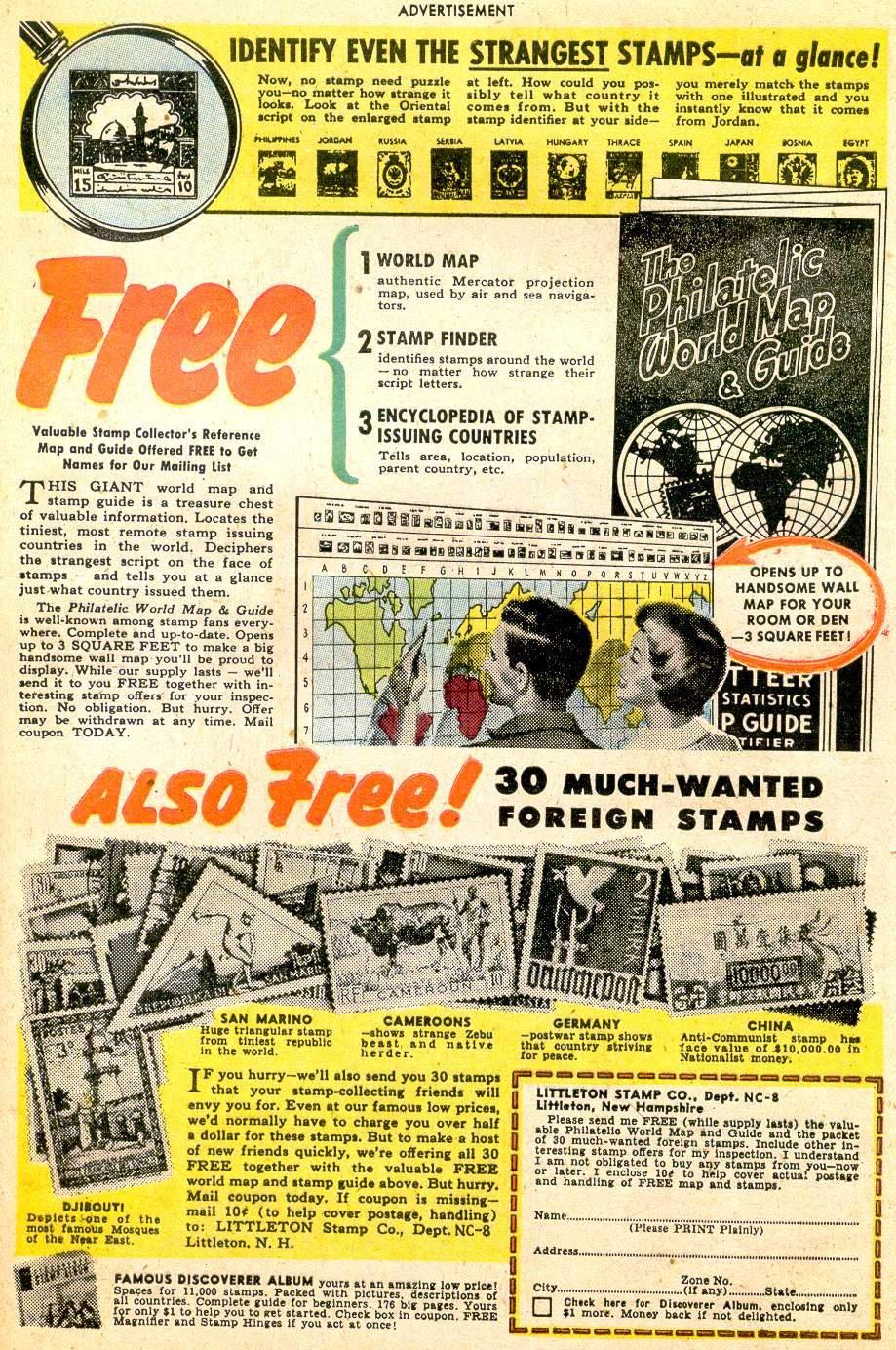 Read online Adventure Comics (1938) comic -  Issue #251 - 33