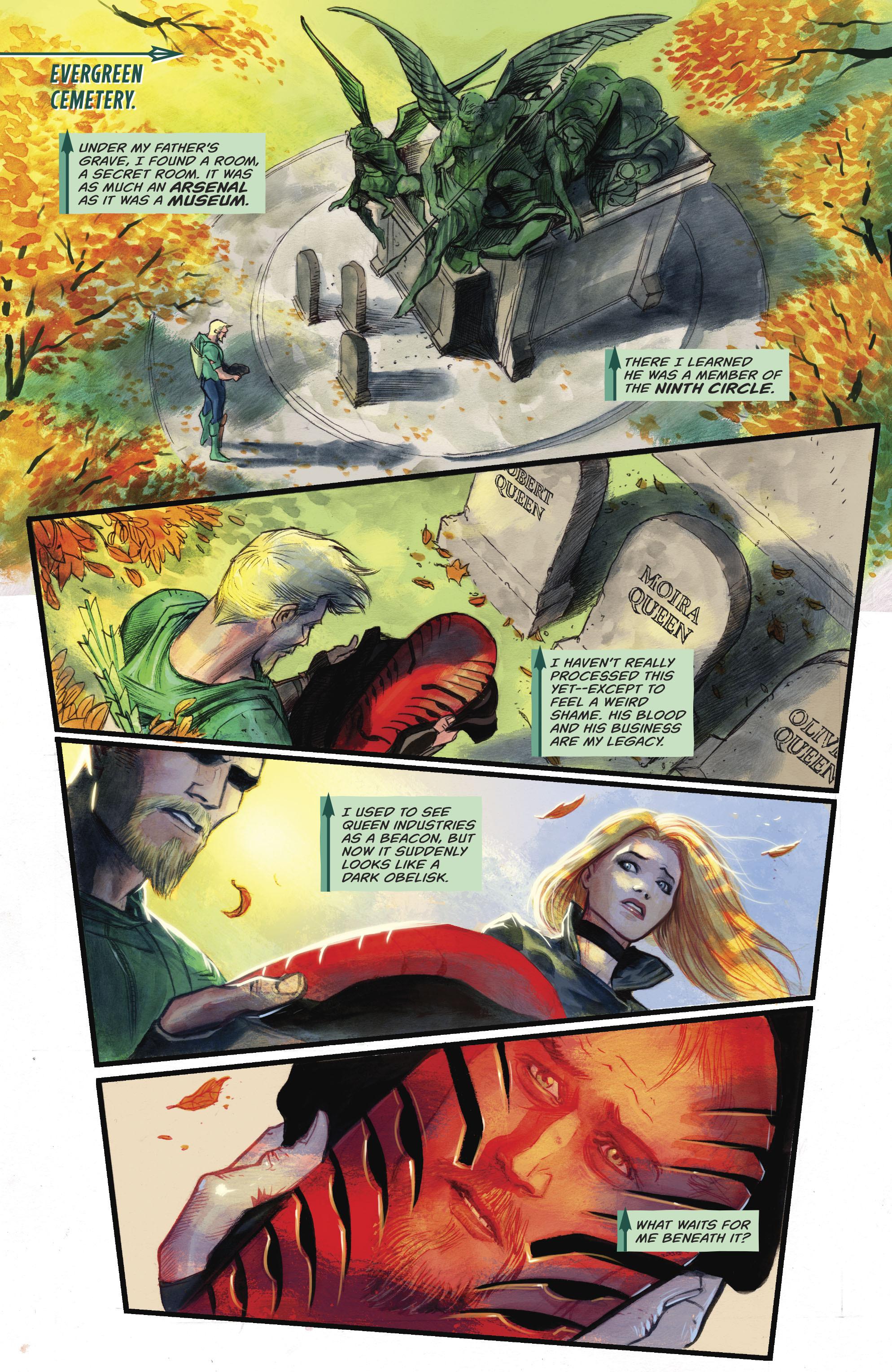 Read online Green Arrow (2016) comic -  Issue #22 - 18