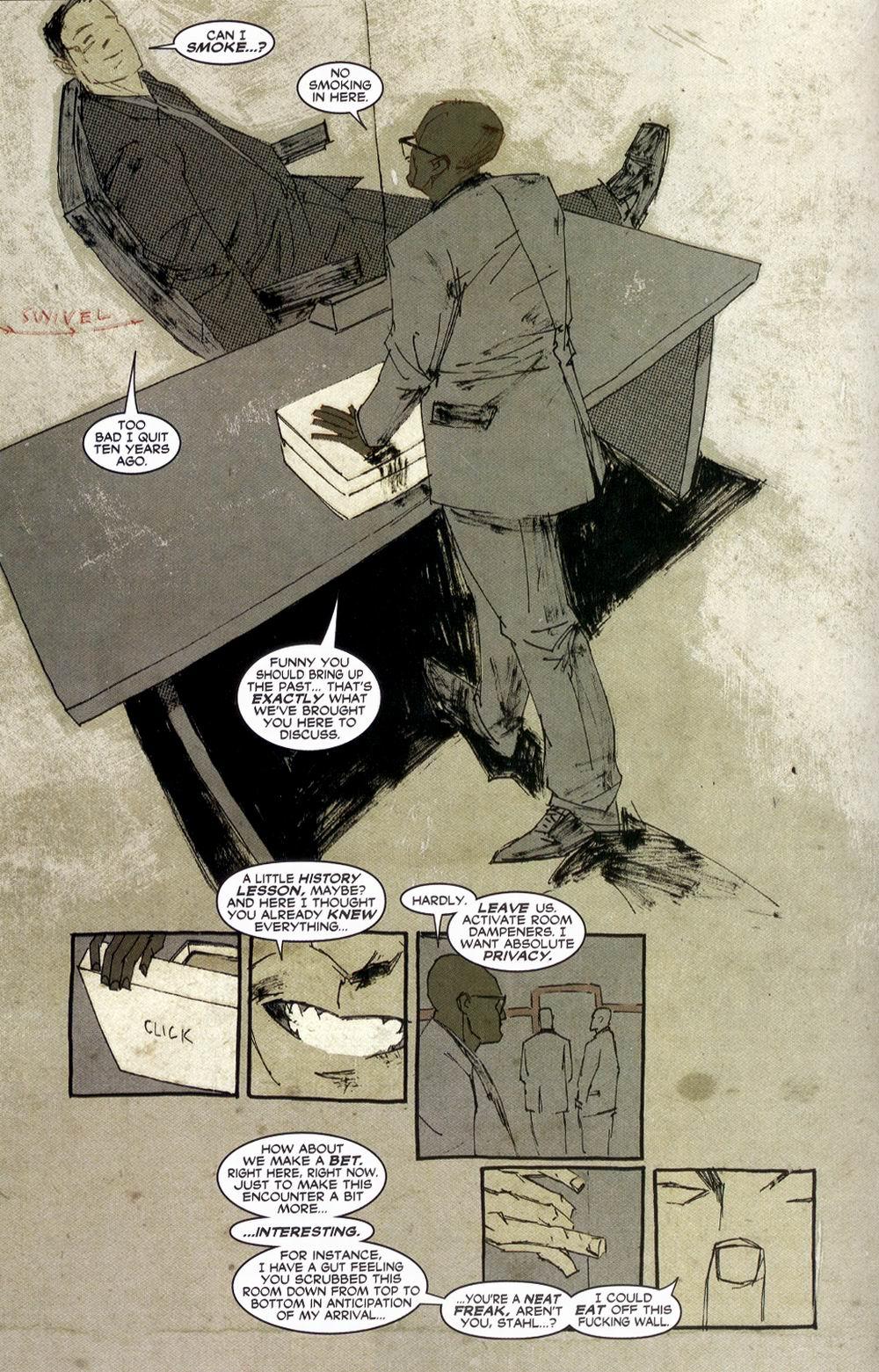Read online Automatic Kafka comic -  Issue #2 - 6