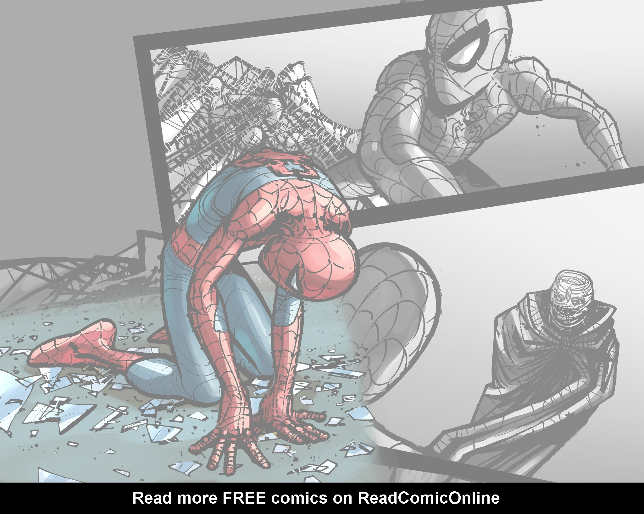 Read online Amazing Spider-Man: Who Am I? comic -  Issue # Full (Part 2) - 223