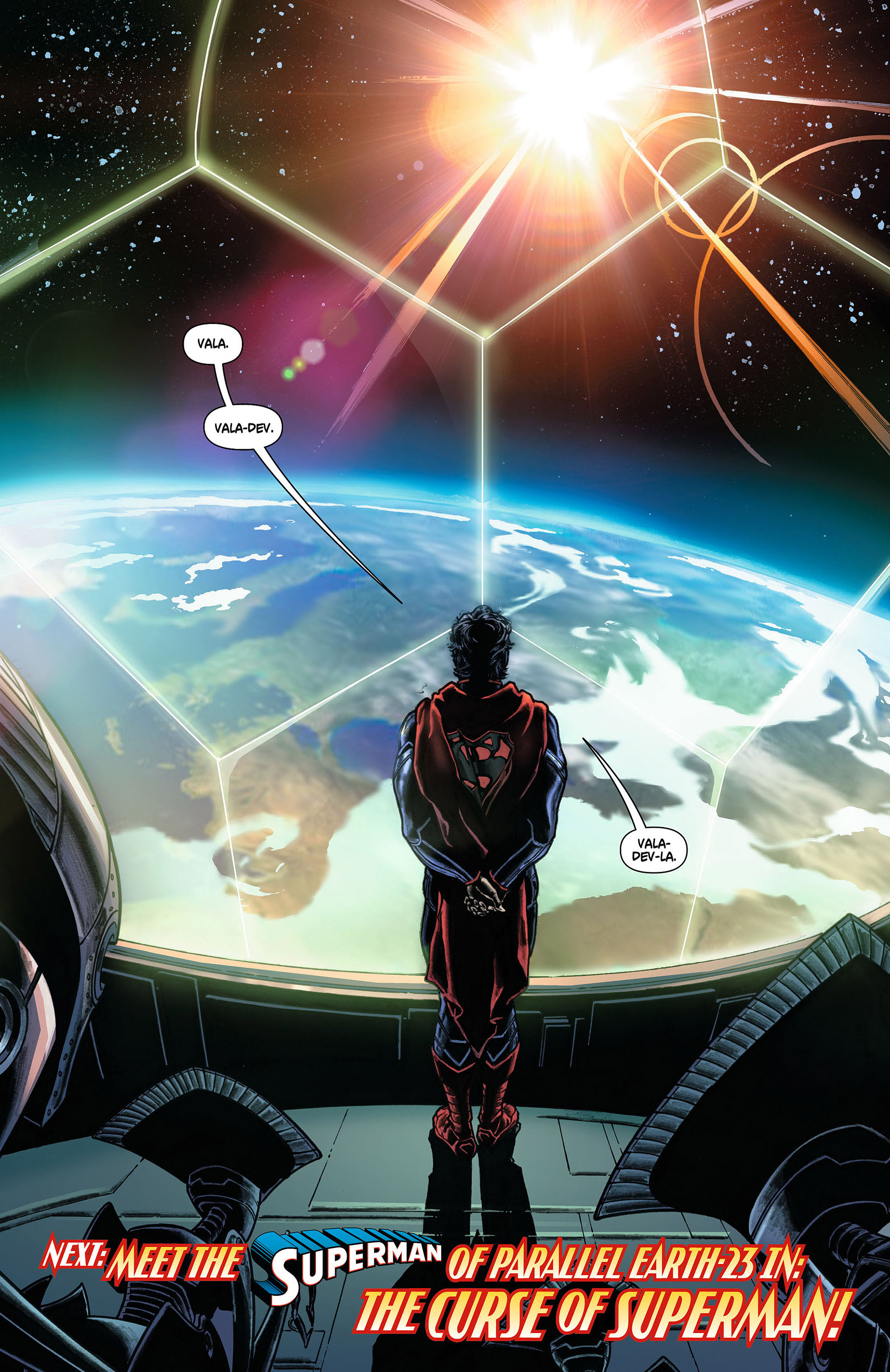 Read online Action Comics (2011) comic -  Issue #8 - 31