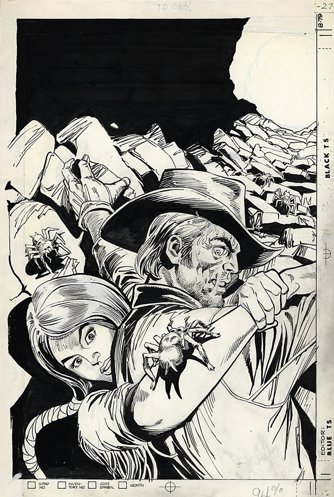 Jonah Hex (1977) 72 Page 1