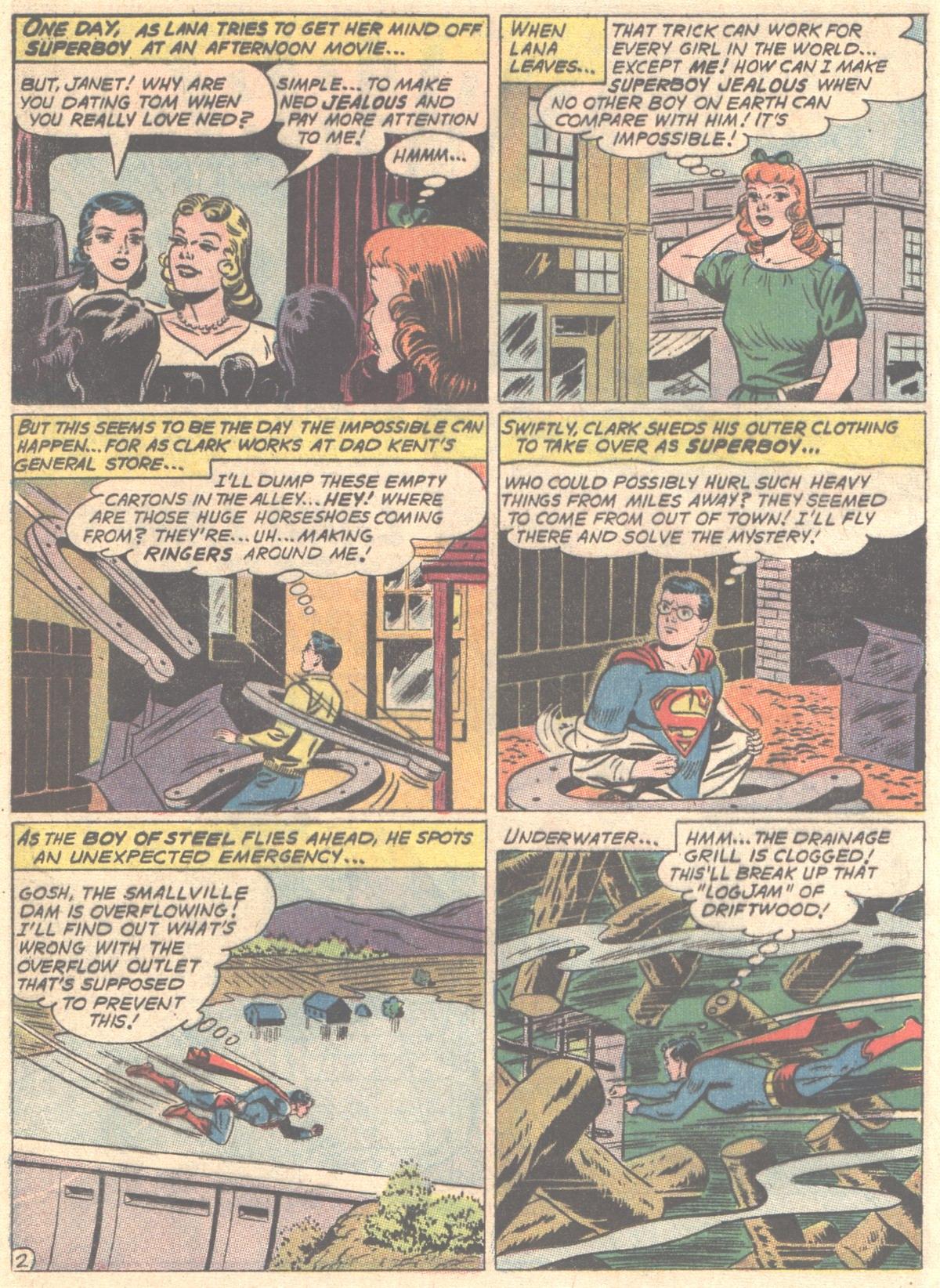 Read online Adventure Comics (1938) comic -  Issue #356 - 20