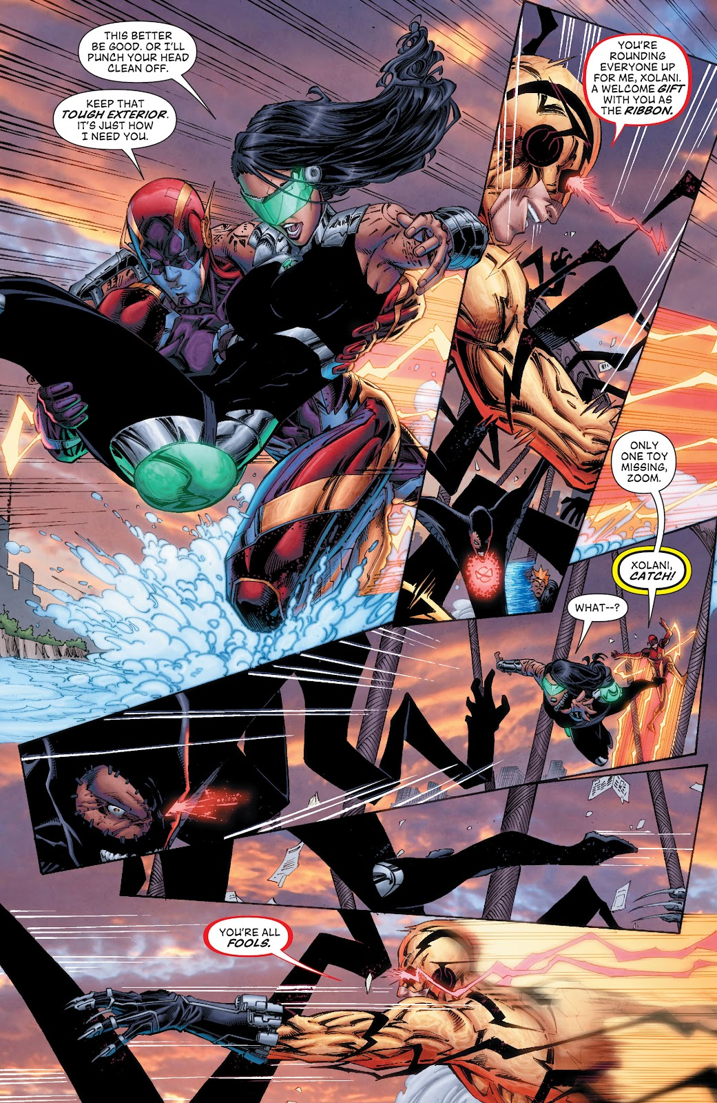 Read online The Flash (2011) comic -  Issue # _TPB 8 (Part 2) - 79