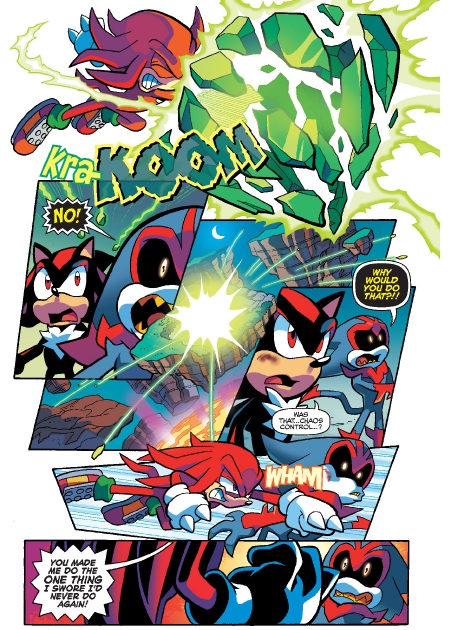 Read online Sonic Comics Spectacular: Speed of Sound comic -  Issue # Full - 248